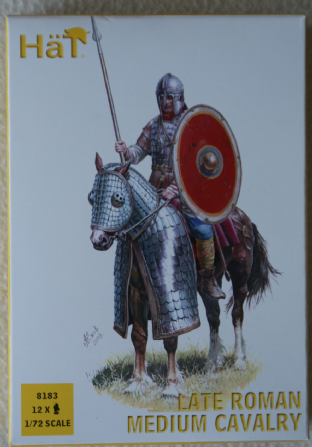 HaT 1/72 HAT8183 Late Roman Medium Cavalry (Ancients)